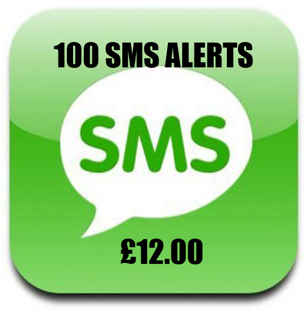 100 SMS Credits